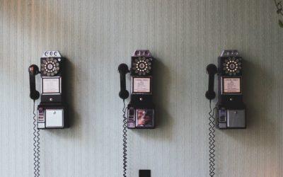 Nyt telefonsystem!